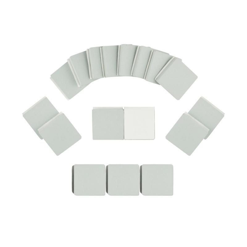 LCD-TV Heat Dissipation Thermal SiC Ceramic 5