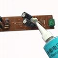 電子單組分室溫硫化防水密封膠 RTV硅橡膠粘接膠 2