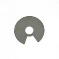 生產高導熱氮化鋁陶瓷片 UPS電源ALN絕緣片 1