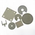Thermal Conductive ALN Ceramic Sheet UPS Power Supply Insulation Sheet 4