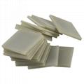 Thermal Conductive ALN Ceramic Sheet UPS Power Supply Insulation Sheet 5