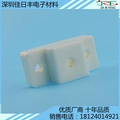氧化鋁陶瓷精加工 異形功能耐磨件定做