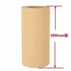 K10耐高壓導熱矽膠布 黃色絕緣界面材料