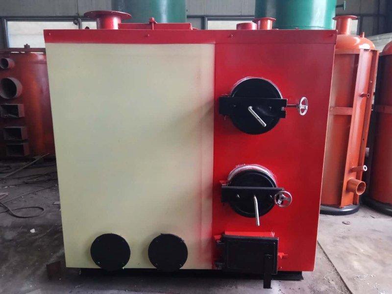 义乌立式燃煤数控采暖锅炉 2
