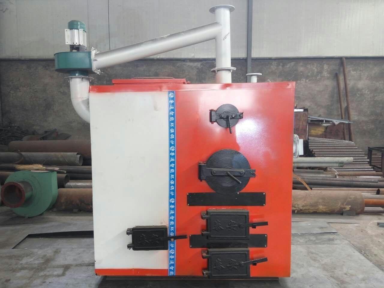 义乌立式燃煤数控采暖锅炉 3