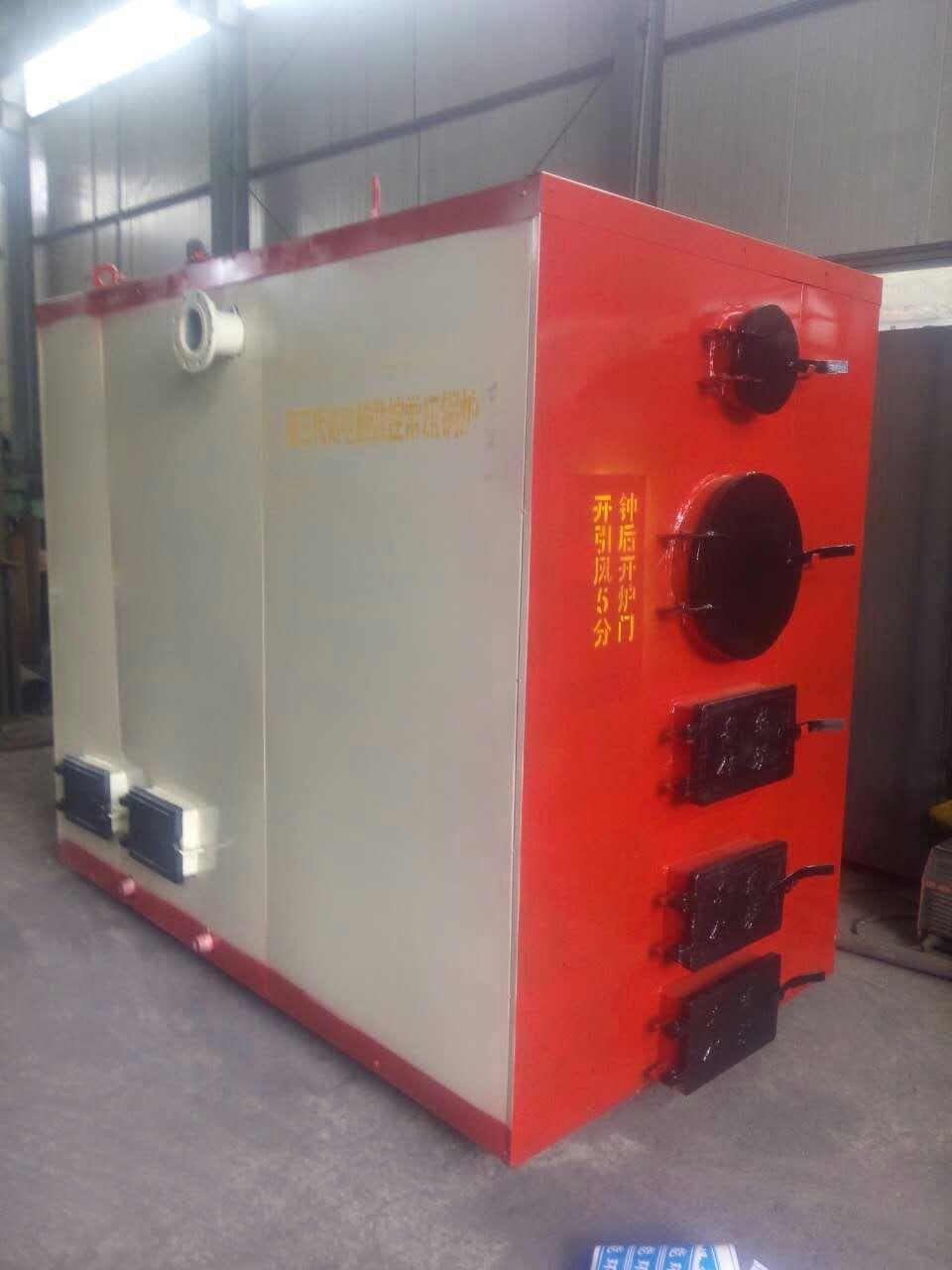 义乌立式燃煤数控采暖锅炉 5