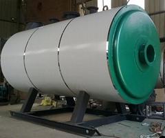 廠家直銷黑龍江燃氣蒸汽鍋爐