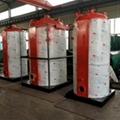 半吨燃气蒸汽锅炉 4