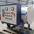 WNS系列全自动燃气蒸汽锅炉