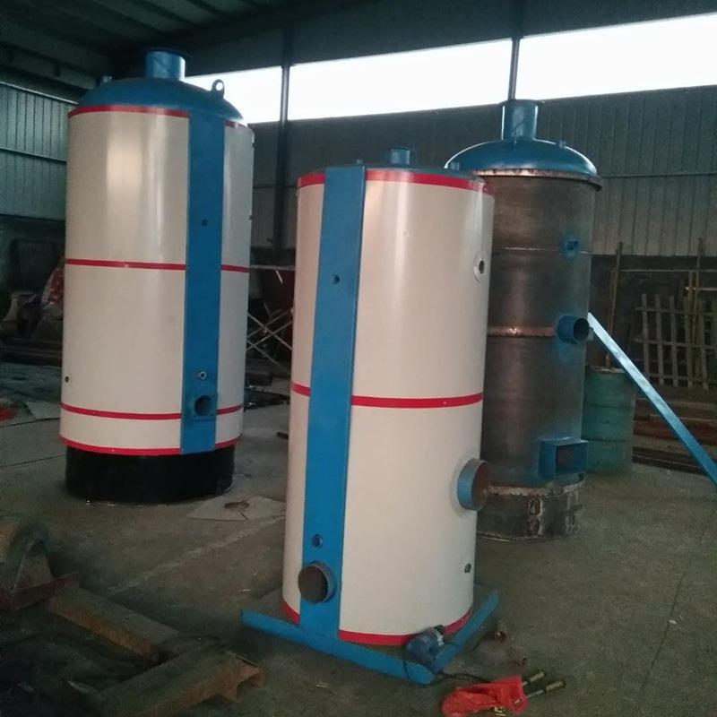 山东蒸馒头液化气锅炉 3