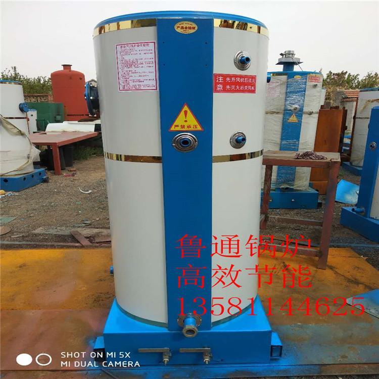 立式燃气蒸汽锅炉厂家直销 2