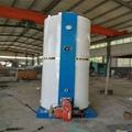 立式燃油节能蒸汽锅炉 2
