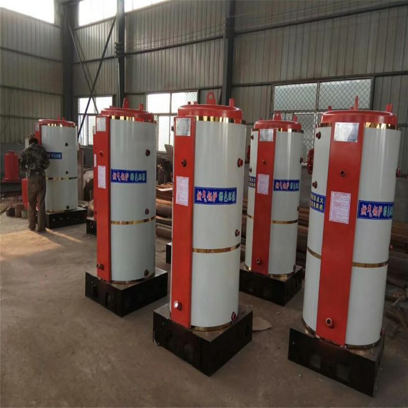 立式燃油节能蒸汽锅炉 4