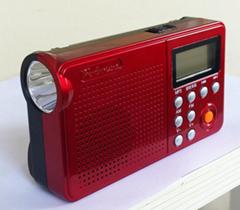 數碼播放器KK-F163