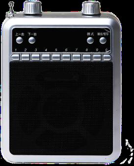 数码播放器101G 1