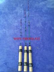 Fiberglass Fishing Rods