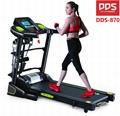 DDS-870 treadmill motorized treadmill home treadmill