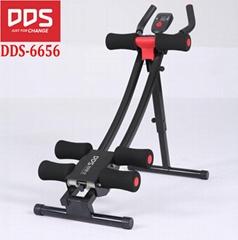DDS 6656 AB fitness machine Abdorminal trainer AB King rocket gym equipment