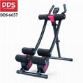 DDS 6657 AB Fitness machine abdominal