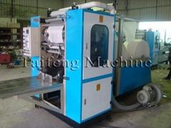 Pumping Tissue Machine