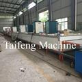 Automatic soft ceramic tile making machine production line