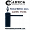 car park barrier gate factory with good
