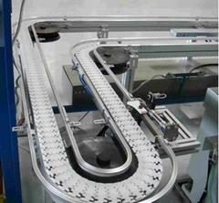 上海合率制造各类柔性链输送机