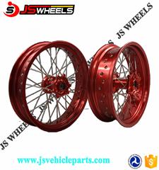 2002-2018 CRF 250 450 R Dirt Bike Motocross Aluminum Alloy Wheels 21x1.6 19x2.15