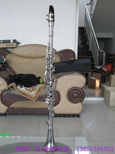 17键单簧管 1