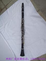 胶木单簧管