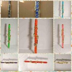 彩色单簧管