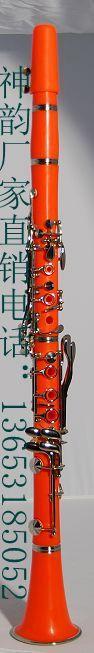 神韵乐器彩色单簧管 2