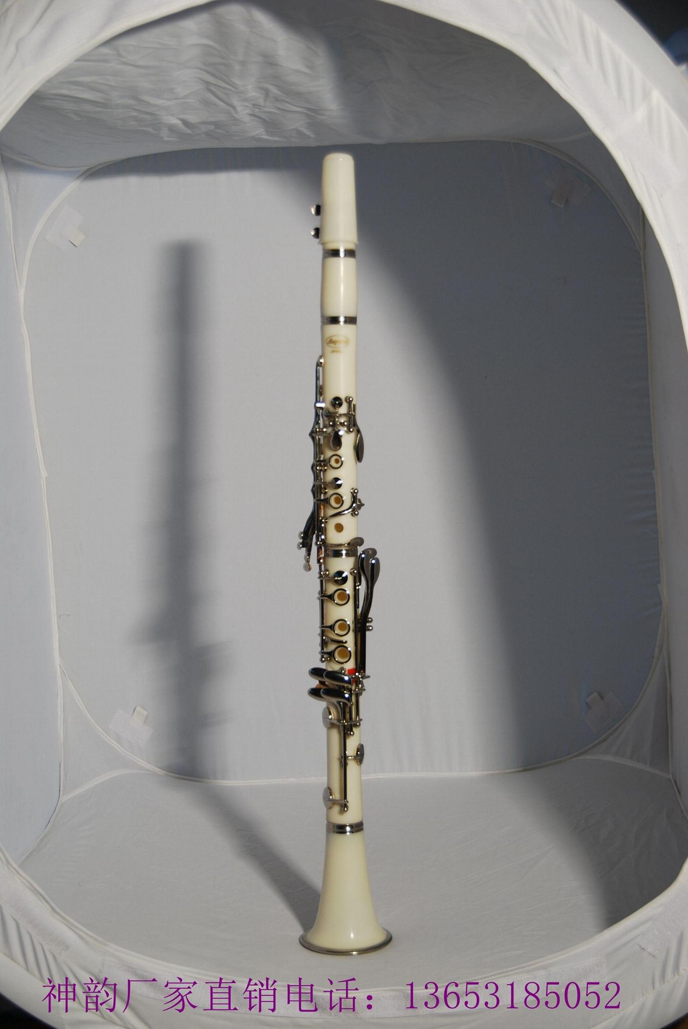 神韵乐器彩色单簧管 4
