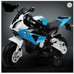 Best Quality Licensed BMW S1000RR 12V Battery Kids Electric Motorcycles for Kids