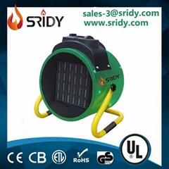 PTC Electrical Industrial Fan Heaters PTC-2000R