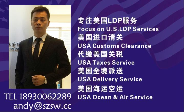 山東服裝,美國LDP 2