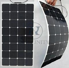 Honunity Technology Best quality Semi-flexible Solar Panel waterproof  Mono&Poly
