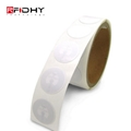 Roll Printing 13.56MHz HF Ntag215 RFID Smart Paper Label 3