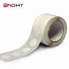 Program 15mm Roll MIFARE PLUS X 4K RFID Label