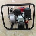 WP20新款红色铸铝汽油机 2寸小型农用园林灌溉泵家用抽水机自吸泵 2