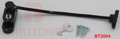 Window Cable Restrictor