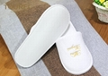 Incredibly Disposable Hotel Slippers