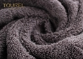 5 Star Colorful Luxury Hotel And Spa Bath Towels Jacquard Quick Dry Soft 2