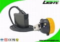 10000 Lux Led Mining Light Cap Lamp IP68 Miners Lantern Headlamp with Cable 2