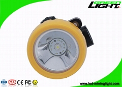 Hands Free Rechargeable Headlamp for Coal Mining, Hunting, Finishing Outdoor