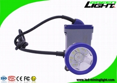 High Brightness Coal Miners Lamp Lantern with 22 Hours Working Time 10000Lux