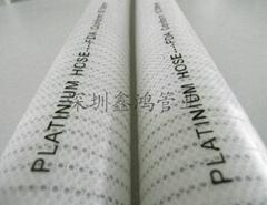 耐压硅胶纤维管
