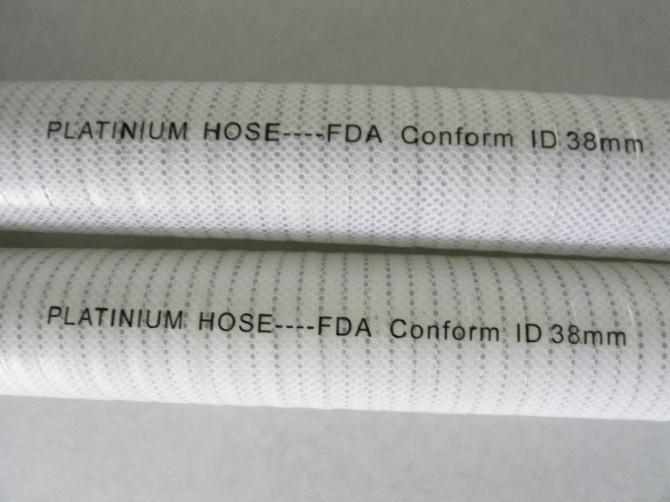 制药级硅胶软管