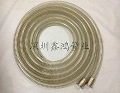 不含塑化剂钢丝pu软管
