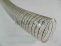 食品级钢丝软管